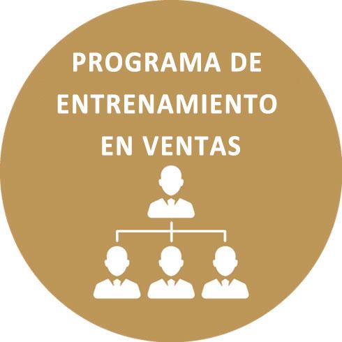 PROGRAMA DE ENTRENAMIENTO EN VENTAS